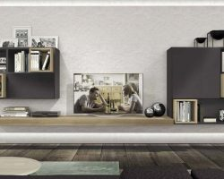 MOBILIER LIVING L128 COMPACT